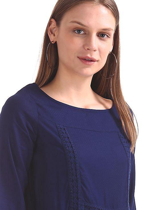 00bb68bd8 Buy Women 278146750 Navy Womens Top online at NNNOW.com