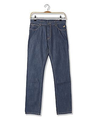 Flying Machine Regular Fit Mid Rise Jeans
