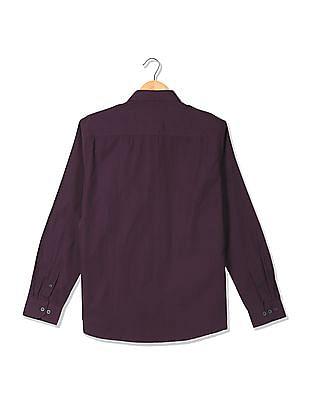 Excalibur Classic Fit Solid Shirt