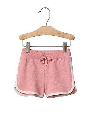 GAP Baby Terry Dolphin Shorts