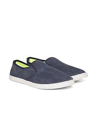 Colt Canvas Slip On Shoes