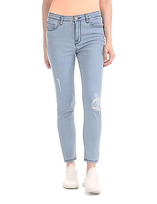 fb2b28dd3b Jeans for Women - Buy Ladies Jeans Online at Lowest Prices - NNNOW