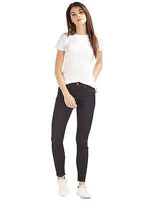 GAP Dark Wash Skinny Fit Jeans