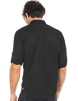 Cherokee Linen Regular Fit Shirt