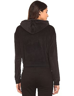 Aeropostale Brushed Hooded Sweatshirt