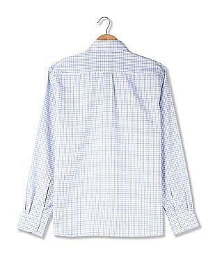 Arrow Premium Formal Fit Check Shirt