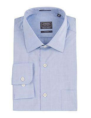 Arrow French Placket Regular Fit Shirt