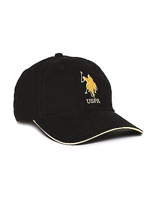 U.S. Polo Assn. Embroidered Logo Twill Cap