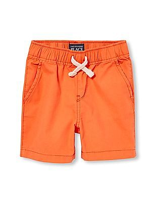 The Children's Place Toddler Boy Pull On Jogger Shorts