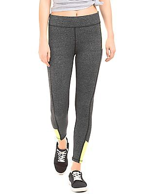 SUGR Heathered Active Leggings