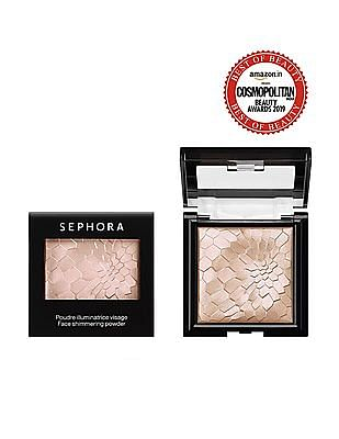 Sephora Collection Face Shimmering Powder - 03 Romantic Glow