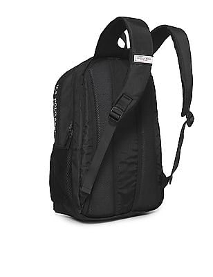 U.S. Polo Assn. Printed Panel Padded Backpack