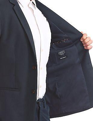Arrow Newyork Slim Fit Patterned Blazer