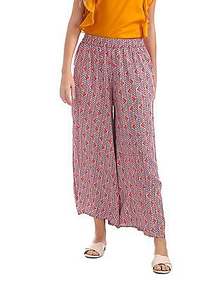 hot sale get new online retailer Buy Women Printed Palazzo Pants online at NNNOW.com