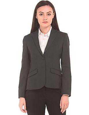 Arrow Woman Regular Fit Single Breasted Blazer