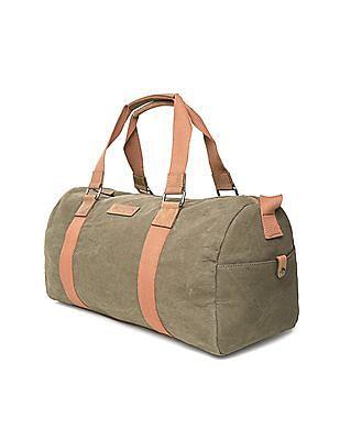 b8f39ba5fca Buy Men Canvas Duffel Bag online at NNNOW.com