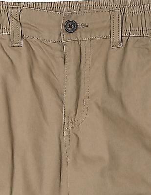 Cherokee Boys Woven 3/4Th Cargo Shorts