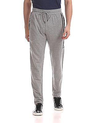 Colt Contrast Tape Heathered Track pants