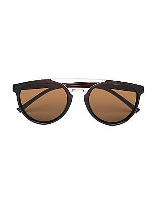 04df604cc4f Aeropostale UV Protected Clubmaster Sunglasses. OFFER. SHOP NNNOW