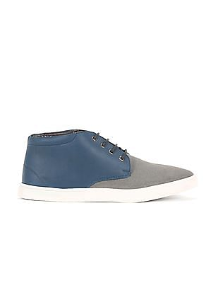 U.S. Polo Assn. Denim Co. Mid Top Canvas Sneakers