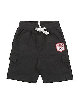 Cherokee Boys Drawstring Waist Jersey Shorts