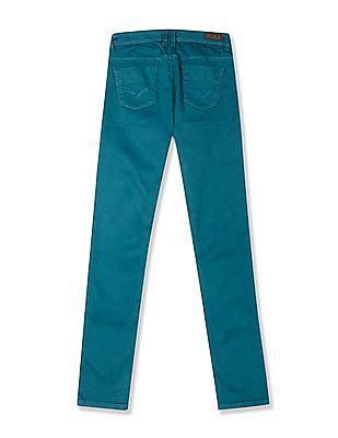 Flying Machine Women Twiggy Super Skinny Fit Cotton Stretch Jeans