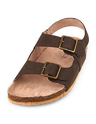 The Children's Place Boys Double Strap Scout Sandals