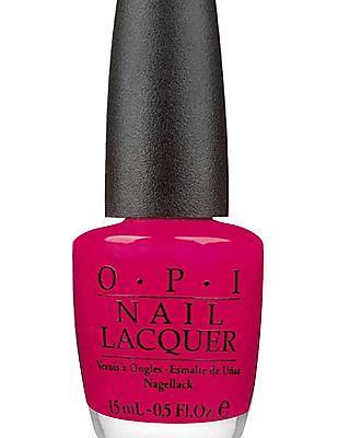 O.P.I Nail Lacquer - Pompeii Purple
