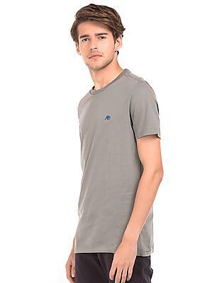Aeropostale Regular Fit Crew Neck T-Shirt
