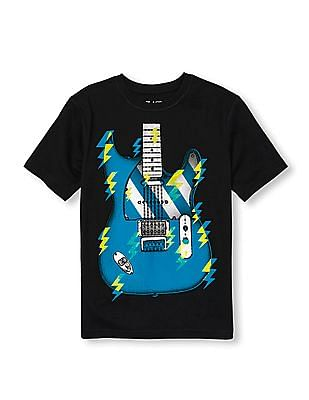 The Children's Place Boys Short Sleeve Graphic T-Shirt
