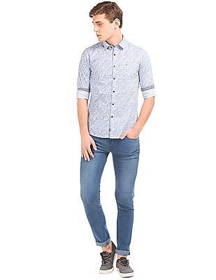 U.S. Polo Assn. Denim Co. Stone Wash Skinny Fit Jeans