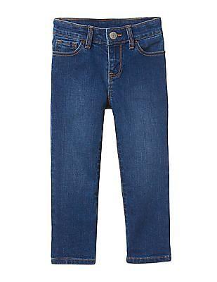 GAP Baby Stretch Straight Jeans