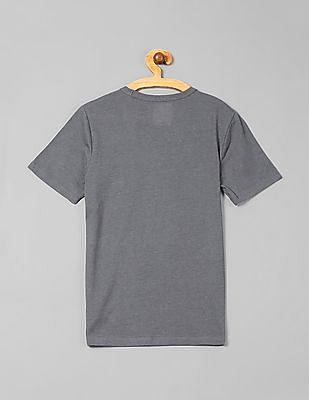 GAP Boys Brand Logo Crew Neck T-Shirt