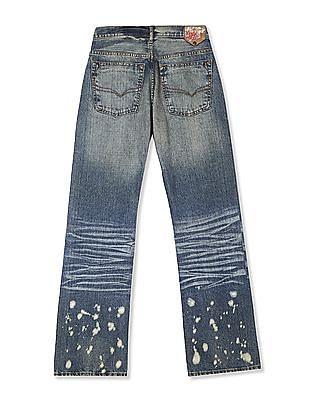 Flying Machine Elvis Slim Fit Bootcut Jeans