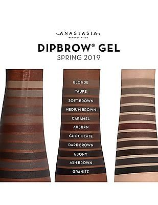 Anastasia Beverly Hills Mini Dipbrow Gel - Ebony