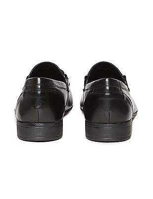 Arrow Polished Leather Loafers