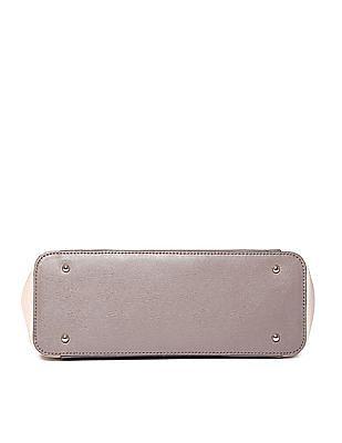 GUESS Magnetic Snap Brand Accent Shoulder Bag
