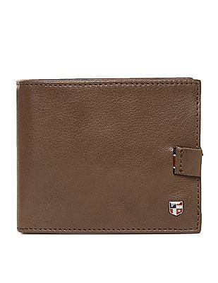U.S. Polo Assn. Leather Cardholder With Money Clip