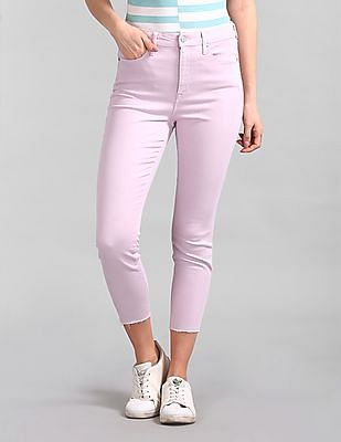 GAP Regular Fit Denim Leggings