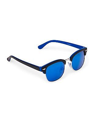 The Children's Place Boys Mix-Frame Retro Sunglasses