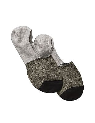 GAP Colour Block No Show Socks