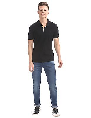 Flying Machine Skinny Fit Mid Rise Jeans