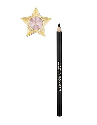 Sephora Collection Magic In The Eyes - Pencil And Shadow - Limited Edition