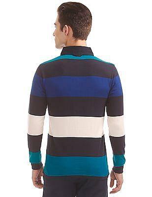 Gant Block Stripe Heavy Rugger Polo
