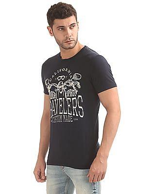 Izod Graphic Print Slim Fit T-Shirt