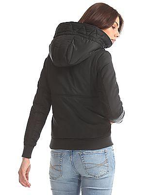 Aeropostale Padded Hooded Jacket