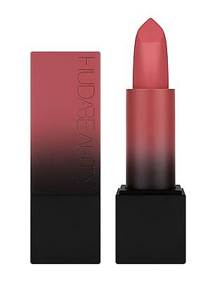 HUDA BEAUTY Power Bullet Matte Lipstick - Honeymoon