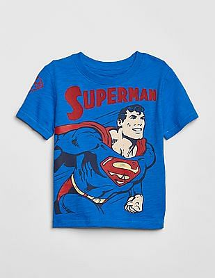 GAP Toddler Boy DC Graphic T-Shirt