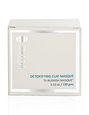 """Votre Detoxifying """"D-Blemish Masque"""""""