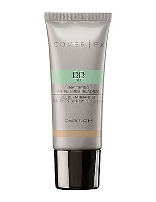 COVER FX BB Gel - Mattifying Anti Blemish Treatment - G Medium Deep
